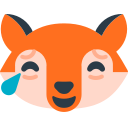 :foxhappycry: